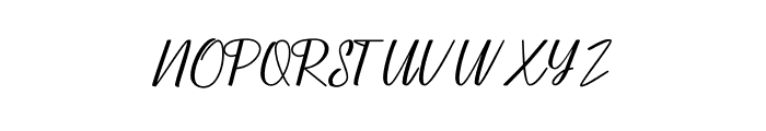 Husna Font UPPERCASE