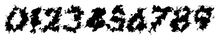 Hussar Lance ExtraBold Oblique Font OTHER CHARS
