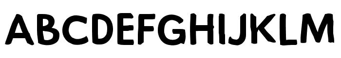 Hussar Pisanka Bold Font UPPERCASE