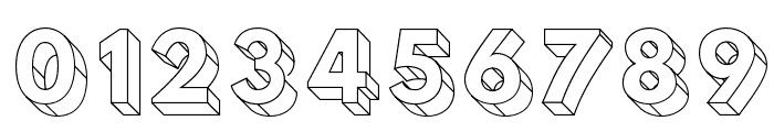 Hussar3D Four Font OTHER CHARS