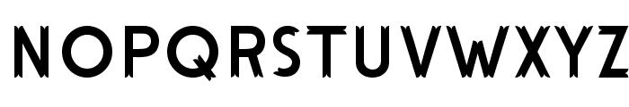 HutanLestari Font UPPERCASE