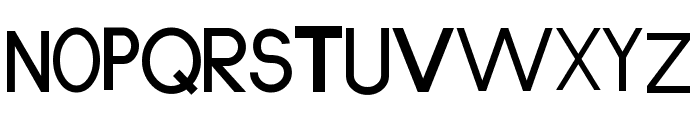 Huvittelukeskus Font UPPERCASE
