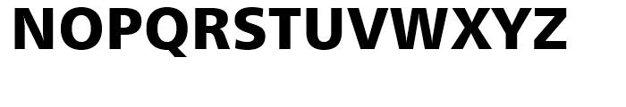 Humanist 777 Black Font UPPERCASE
