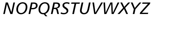 Humanist 777 Italic Font UPPERCASE