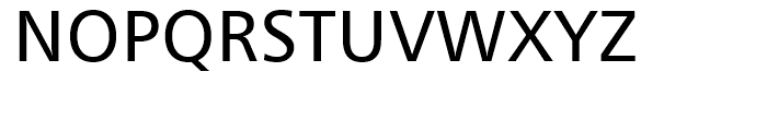 Humanist 777 Roman Font UPPERCASE