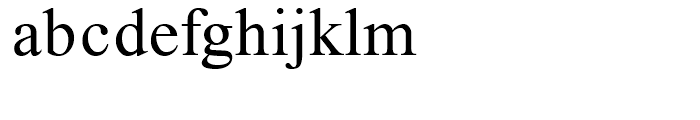 Humanist Bold Font LOWERCASE