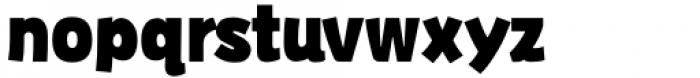 HU Ketchup Black Cyrillic Font LOWERCASE