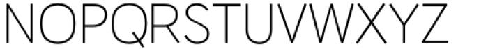 HU Wind Sans Cyrillic Light Font UPPERCASE