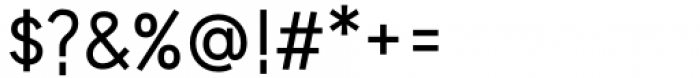 HU Wind Sans Cyrillic Medium Font OTHER CHARS