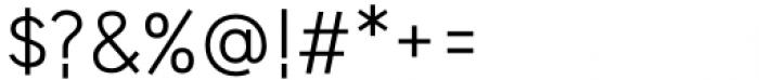 HU Wind Sans Cyrillic Regular Font OTHER CHARS