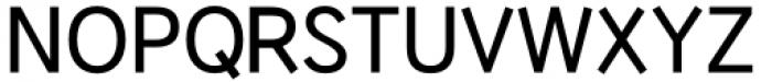 HU Wind Sans Cyrillic Semi Bold Font UPPERCASE