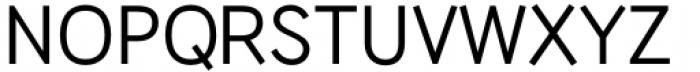 HU Wind Sans Greek Medium Font UPPERCASE