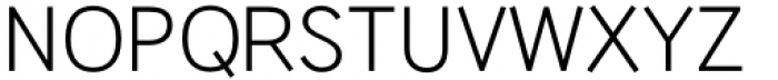 HU Wind Sans Greek Regular Font UPPERCASE