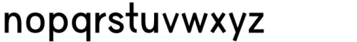 HU Wind Sans Greek Semi Bold Font LOWERCASE