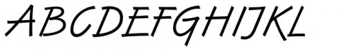Hubert Font UPPERCASE