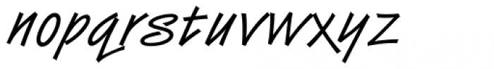 Hubert Font LOWERCASE