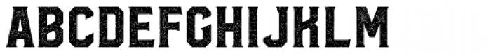 Hudson NY Serif Press Font LOWERCASE