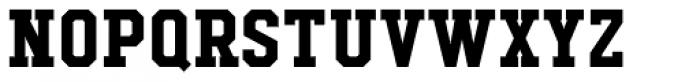 Hudson NY Slab Font UPPERCASE