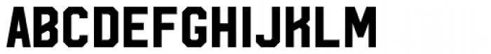 Hudson NY Font LOWERCASE