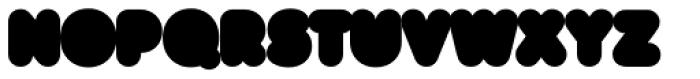 Hugo Font UPPERCASE