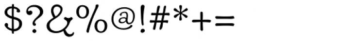 Hulbert Font OTHER CHARS
