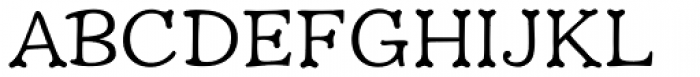 Hulbert Font UPPERCASE