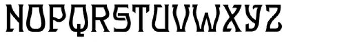 Hullabaloo Font UPPERCASE