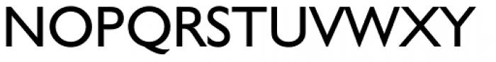 Humanist 521 BT Font UPPERCASE