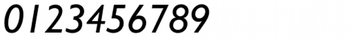 Humanist 521 Italic Font OTHER CHARS