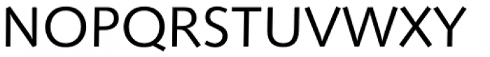 Humanist 531 Font UPPERCASE