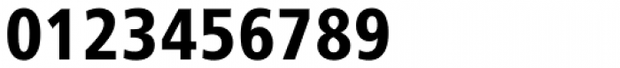 Humanist 777 Black Condensed Font OTHER CHARS