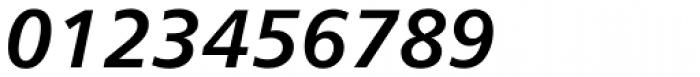 Humanist 777 Bold Italic Font OTHER CHARS
