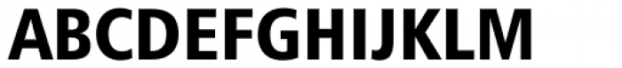 Humanist 777 Std Condensed Black Font UPPERCASE