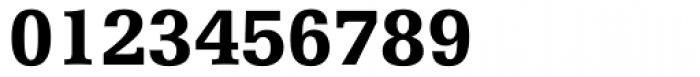Humanist Slabserif 712 Black Font OTHER CHARS