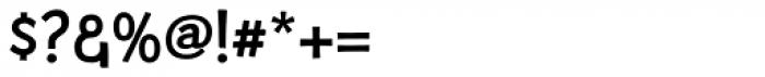 Humper Bold Font OTHER CHARS