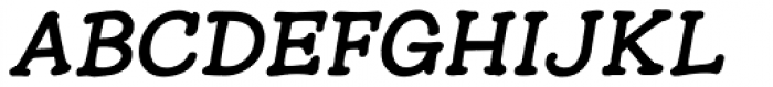 Hunniwell Bold Italic Font UPPERCASE