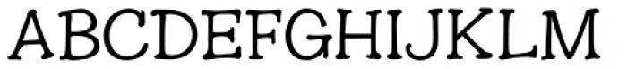 Hunniwell Light Font UPPERCASE
