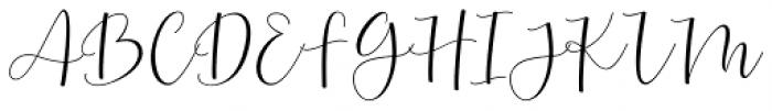 Hunsleitta Regular Font UPPERCASE