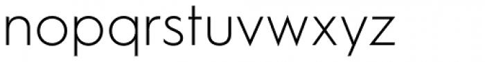 Hurme Geometric Sans 1 Light Font LOWERCASE