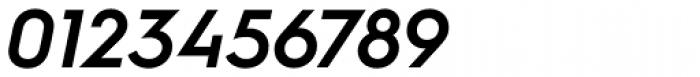 Hurme Geometric Sans 1 SemiBold Obl Font OTHER CHARS