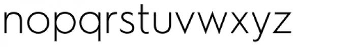 Hurme Geometric Sans 2 Light Font LOWERCASE