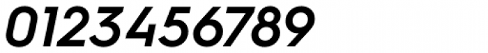 Hurme Geometric Sans 3 SemiBold Obl Font OTHER CHARS