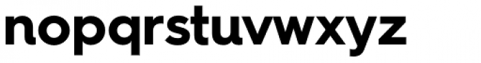 Hurme Geometric Sans 4 Bold Font LOWERCASE