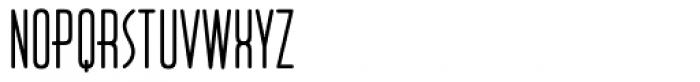 Huxley Vert ICG Alt Bold Font LOWERCASE
