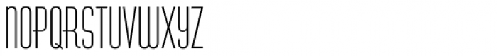Huxley Vertical Font UPPERCASE