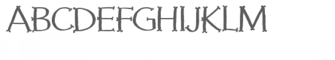 huckleberry font Font UPPERCASE