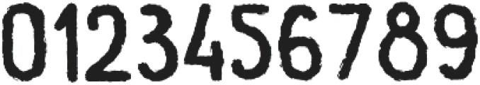 HV Pinewood Alternate 2 otf (400) Font OTHER CHARS