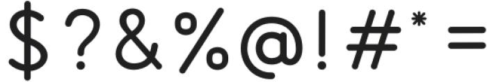 HV Pinocchio Regular otf (400) Font OTHER CHARS