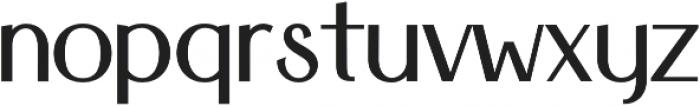 HV Simplicite otf (400) Font LOWERCASE