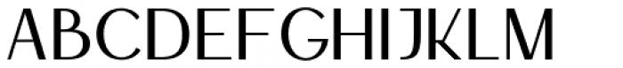 HV Simplicité Alternative Bold Font UPPERCASE